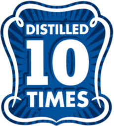 Distilled 10 Times
